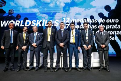 Na Fiesp, Bolsonaro defende que governo não atrapalhe empresários