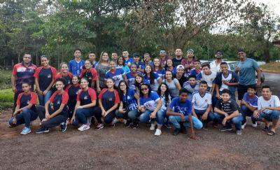 Atletas de Várzea Grande participam dos Jogos Escolares da Juventude em Cáceres