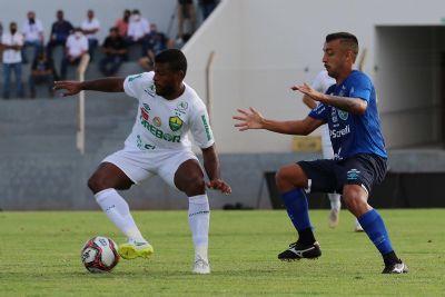 Em jogo disputado, Nova Mutum arranca empate com o Cuiabá