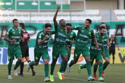 Cuiabá vence Juventude fora de casa na abertura do returno do Brasileirão