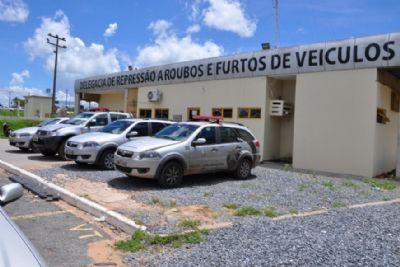 Quase 800 veículos roubados entre janeiro e abril deste ano foram recuperados pela polícia