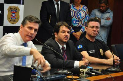 Organização criminosa mantinha central de emissão de notas frias em Cuiabá