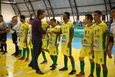 AVP Futsal e ASF Sorriso garantem vaga para próxima fase da Copa Centro América