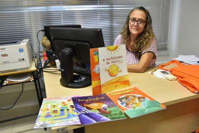 Secretaria Municipal de Educação vai distribuir 5 mil livros durante Rally Ecológico