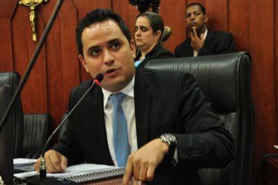 Vereadores pedem nomeação de Diego Guimarães como relator da CPI do Paletó