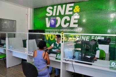 Sine Municipal oferece 45 vagas de emprego; confira a lista completa