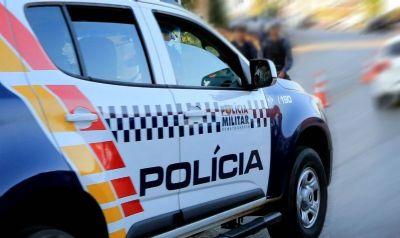 Homem é preso por tentativa de homicídio em posto de combustíveis