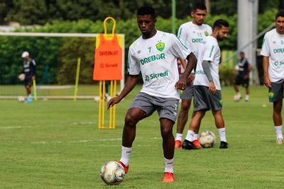 Atacante Jonathan Cafú comemora boa fase no Cuiabá