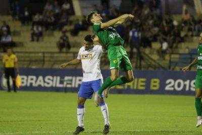 Cuiabá vence São Bento fora de casa, segue invicto com Chamusca e se aproxima do G-4