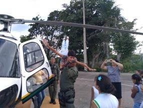 Alunos participam de aula de campo que resgata a história do bairro Campo Velho