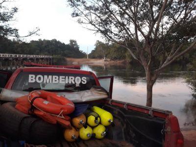 Jovem sai para pescar e morre afogado no Rio Paraguai