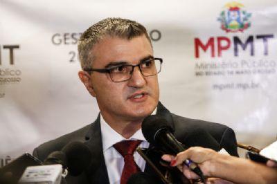 MPE pede suspensão de decreto estadual: viola a Constituição
