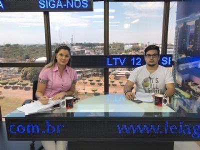 LTV 12 - 13/08/2019 - Ao Vivo