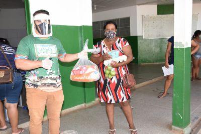 Prefeitura vai entregar kits alimentação para 27 mil estudantes
