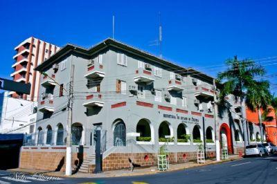 Recurso do BNDES garante reforma do Grande Hotel