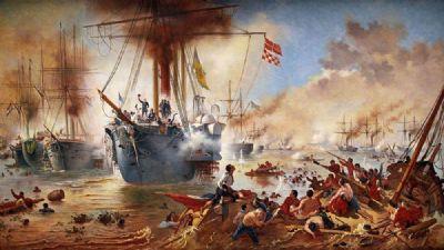 Marinha do Brasil comemora 154 anos da Batalha Naval do Riachuelo