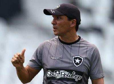 Após eliminação na Copa do Brasil, Zé Ricardo não é mais técnico do Botafogo