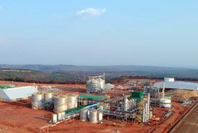 Mais uma usina de etanol de milho começa a operar em MT