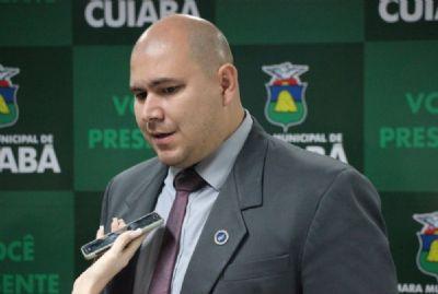 Abilio estuda projetos voltados para segurança de Cuiabá