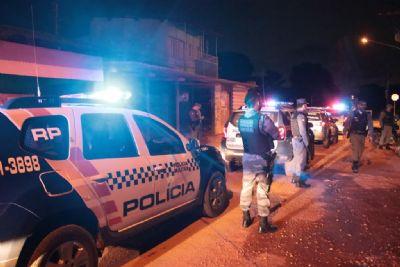 Cinco procurados da justiça são capturados em Rondonópolis
