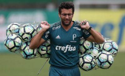 Ex-palmeiras, Alberto Valentim é o novo técnico do Cuiabá