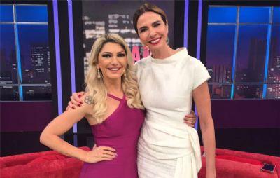 Luciana Gimenez bloqueia Fontenelle após boatos de romance com ex