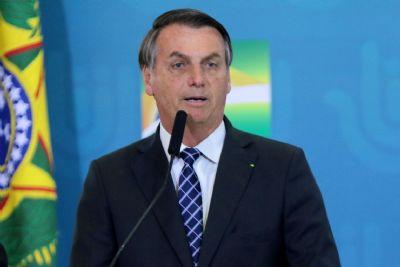 """Bolsonaro diz que """"Trump não é a pessoa mais importante do mundo"""""""