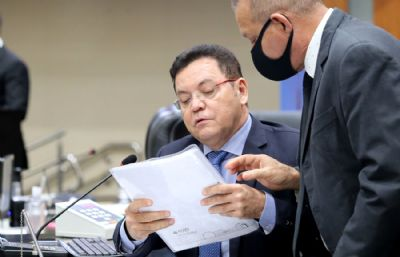 STF suspende recondução de Botelho e determina nova eleição para a ALMT