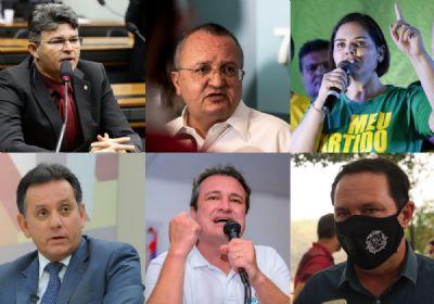 Derrotados, candidatos ao Senado fazem discurso neutro e agradecem 'votos por mudança'