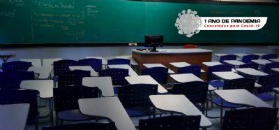 Aumento de internet, mensagens 24h, preocupação e novas descobertas: o 2020 dos professores