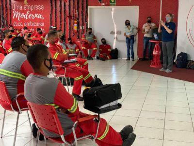 Detran-MT retoma ações educativas com palestras sobre segurança no trânsito