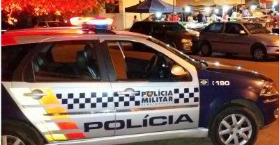 Filho mata pai com golpes de faca em Cuiabá