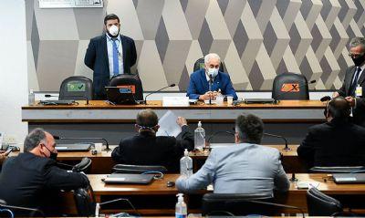 CPI da Pandemia é instalada e Renan Calheiros é confirmado relator