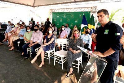 Construção da Casa da Mulher Brasileira em Cuiabá é lançada