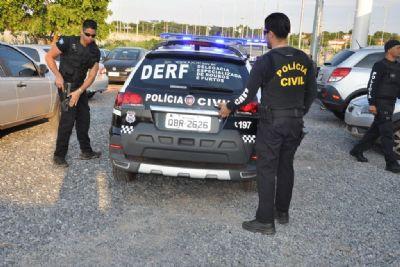 Um ano depois, homem é preso acusado de matar vigilante em Cuiabá