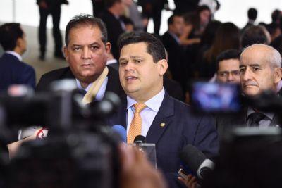 Davi anuncia acordo para derrubada de veto a orçamento impositivo