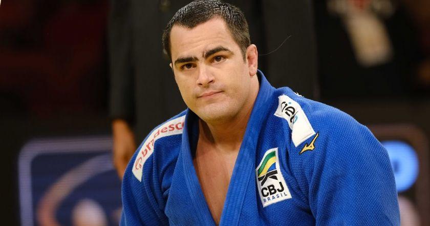 David Moura não pontua em Grand Slam e tem mais 3 competições para garantir vaga nas Olimpíadas
