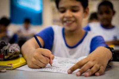 Seduc implementa políticas públicas para reduzir o índice de analfabetismo no Estado