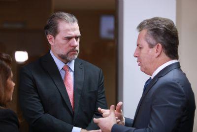 Toffoli nega pedido de Mauro Mendes para barrar nomeação de aprovados em concurso
