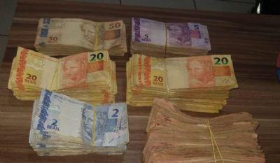 Último suspeito de participar de roubo a banco é preso