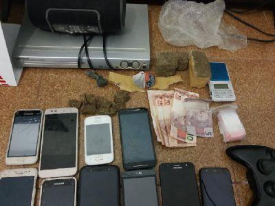 PM identifica suspeitos e casa usada no tráfico de drogas