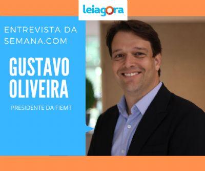 Custo Brasil, insegurança jurídica e burocracia afundam a competitividade, diz presidente da Fiemt