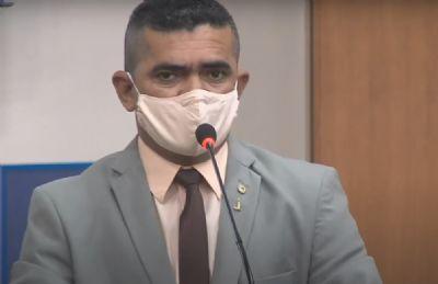 Deputado cobra explicações do Estado sobre uso R$ 471,4 mi recebidos da União
