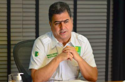 Emanuel e secretários são investigados por contratos de R$ 1,4 milhão com Stelmat