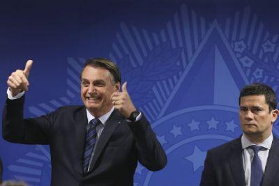 Governo Bolsonaro me usou como desculpa, diz Moro