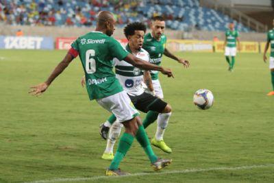 Em duelo recheado de gols, Cuiabá e Coritiba empatam em jogo atrasado pela Série B