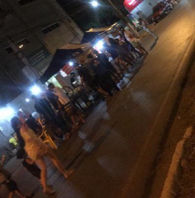 Sem regulamentação, feiras retornam às ruas de Cuiabá nesta sexta-feira; vídeo e fotos
