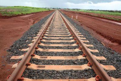 TCU aprova construção da Ferrovia de Integração do Centro-Oeste