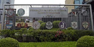 FPF quer reunião com Ministério Público para tentar autorização para volta do Paulistão