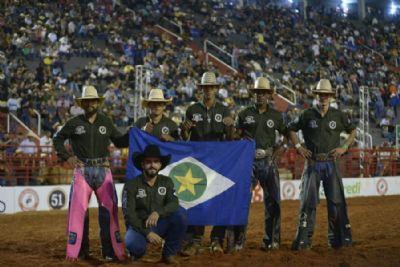 Mato Grosso vence o Rodeio Interestadual em Barretos